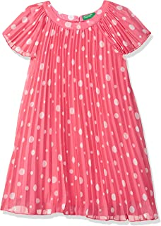 United Colors of Benetton Polyester a-line Casual Dress