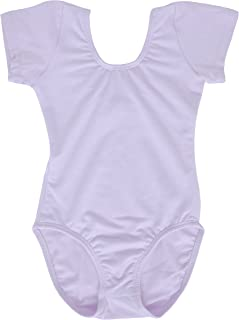 Dancina Toddler Short Sleeve Leotard for Girls