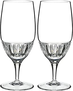 Marquis by Waterford 40019225 Addison Iced Beverage Glasses, 13 oz, Clear
