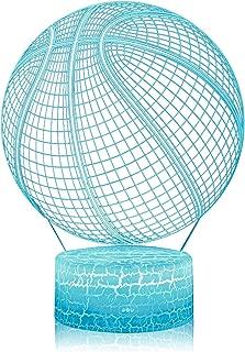 Best basketball 3d lamp Reviews