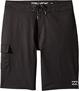 Billabong Kids All Day X Boardshorts (Big Kids)