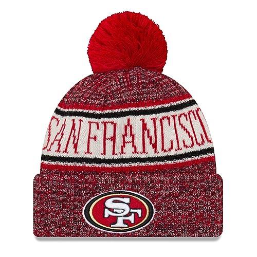 518bd819a9e New Era NFL 2018 On Field Sideline Sport Knit
