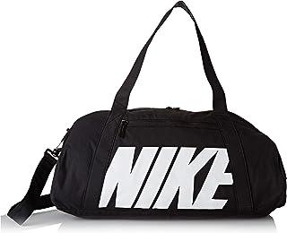 Nike Womens Duffel Bag, Black/White - NKBA5490-018