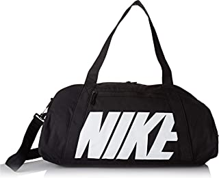 Nike Women's Gym Club Bag, Black/Vast Grey, One Size