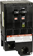 Square D by Schneider Electric QO2150 150-Amp Two-Pole Circuit Breaker
