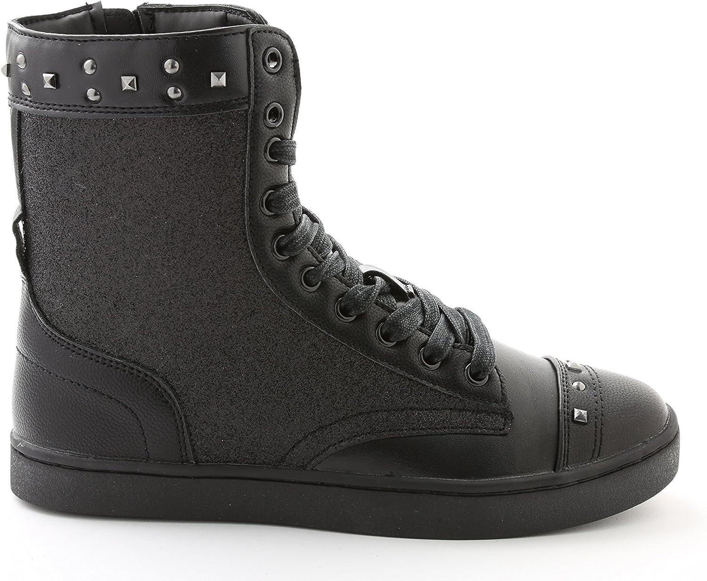 Pastry Military Glitz Combat Boot Sneaker  Dance Shoe for Women