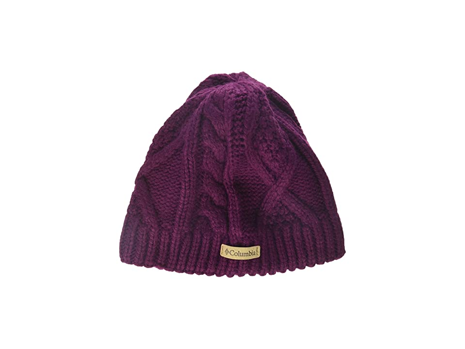 Columbia Kids - Columbia Kids Cable Cutie Beanie , Red
