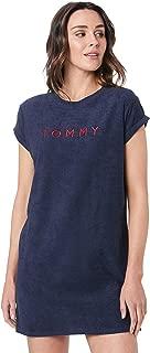 TOMMY HILFIGER Women's Logo Terry Dress
