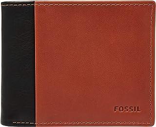 Fossil Men's Ward RFID-Blocking Leather Bifold Wallet