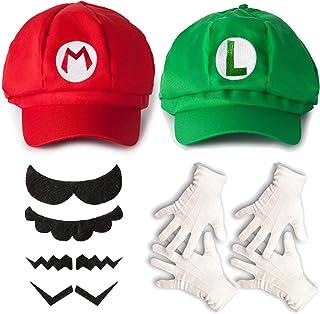Katara Juego de Disfraces Super Mario Bros Niños/Adultos