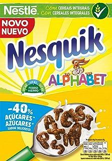 Nesquik Alphabet Cereales 325 g