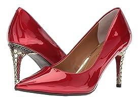 ee8a3b7f3e5 Giuseppe Zanotti Cut Geometric Velvet Loafer at Luxury.Zappos.com