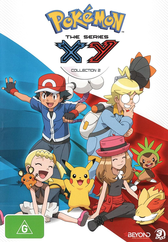 Pokemon Series 17