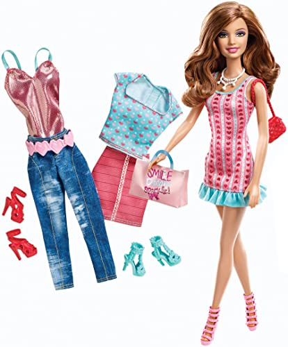 Mattel BBX44 Barbie & Mode Set Teresa