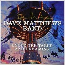 Dave Matthews Band JSA Autographed Signed Memorabilia Record Vinyl Lp Album Under The Table