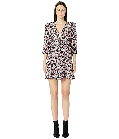The Kooples Candy Flowers Printed Dress