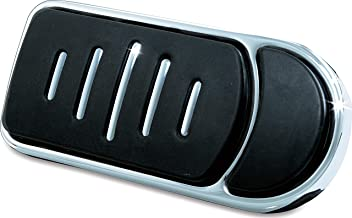 Cyleto Front Rear Carbon Fiber Brake Pads for Harley Davidson Touring FLHT//FLHTi Electra Glide Standard 00-07 V-Rod 02-04 FXDXi Super Glide Sport 04-05