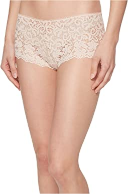 DKNY Intimates Classic Lace Cheeky Boyshorts