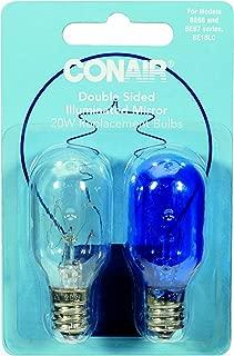 Best conair makeup mirror light bulb replacement Reviews