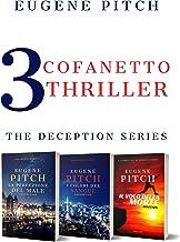 Scaricare Libri Cofanetto - The Deception Series Vol. 1: Include 3 thriller: Conception, Ignition e Absorption PDF