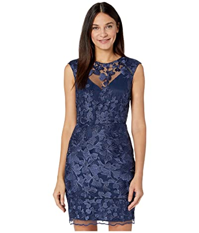 Trina Turk Sizzling Dress (Indigo) Women