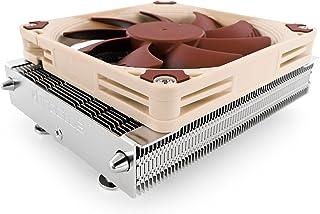 Noctua NH-L9a-AM4, Disipador Silencioso de Perfil Bajo para Las CPU de la Plataforma Ryzen de AMD (Marrón)