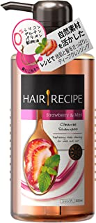 Japan Health and Beauty - Hair Shampoo Recipes Mint Blend Cleansing Recipes Body 300mlAF27