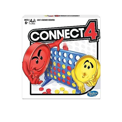 Hasbro Jeux Connect 4Jeu
