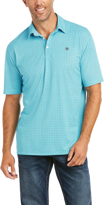 ARIAT Fashion Printed Polo