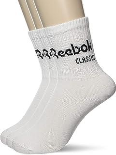 Reebok Pack de trois chaussettes Classic One Core Blanc
