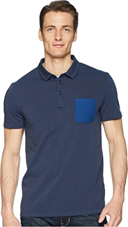 BOSS Orange Pocket Polo