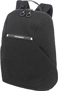 Samsonite Neoknit-14 Laptoprucksack, Mochila para portátil. Unisex Adulto, Negro (Black/White), 14 Zoll (42 cm - 16 L)