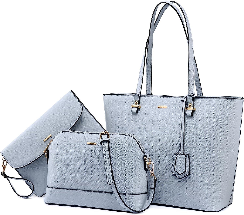 Handbags for National products Women Shoulder Bags favorite Tote Purse Satchel Se 3pcs Hobo