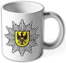 BPOL Bundes Polizei Abzeichen Stern Adler Deutschland Grenzs