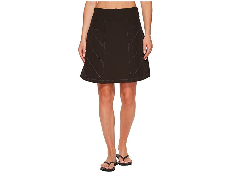 Aventura Clothing Vita Skirt (Black) Women