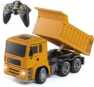 steel dump truck