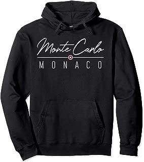 Monte Carlo Monaco Hoodie for Women & Men