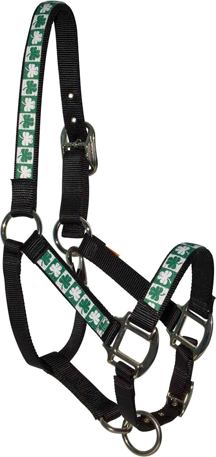 Red Haute Horse SH1402 S Elite Halter Equine Super beauty product 67% OFF of fixed price restock quality top Shamrocks