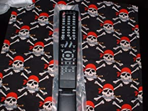 Sharp AQUOS LCD TV Remote Control GA806WJSA GA840WJSA Supplied with models: LC-40LE700 LC-46LE700 LC-52LE700 LC-40LE810 LC-40LE820 LC-46LE810 LC-46LE820 LC-52LE810 LC-52LE820 LC-60LE810 LC-60LE820