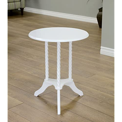 Small Round Side Table Amazoncom