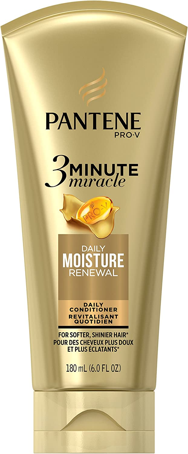 Pantene Pro-V 3 Cheap mail order sales Minute Miracle Renewal Conditioner Ranking TOP2 Moisture Deep