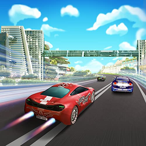 Highway Car Racing 3D 2020
