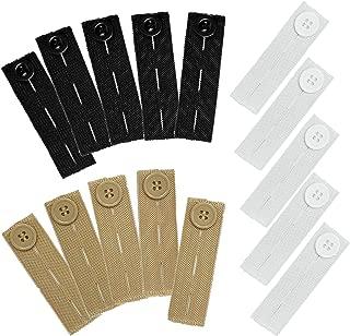button vest extenders