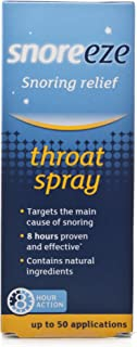 Snoreeze Throat Spray x 3