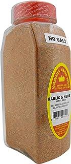 Marshall's Creek Spices Marshalls Creek Spice Co. Garlic & Herb Seasoning, XL Size, 22 Oz No Salt, 22 Oz