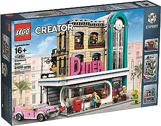 レゴ (LEGO) ダウンタウン ディナー │Down Town Diner 【10260】