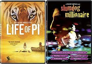 Slumdog Millionaire & Life of Pi DVD Dreamer Movie Set