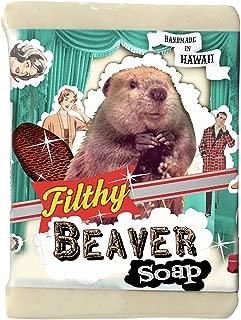 Filthy Beaver all natural glycerin BAR SOAP Ylang Ylang Vanilla