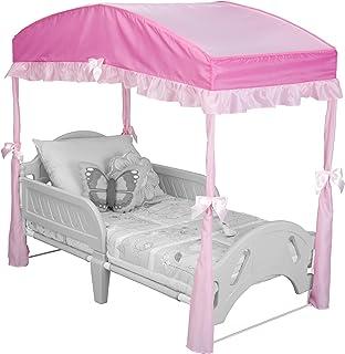 مظلة دلتا للفتيات الصغيرات لسرير الاطفال
