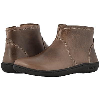 Birkenstock Bennington (Taupe Leather) Women
